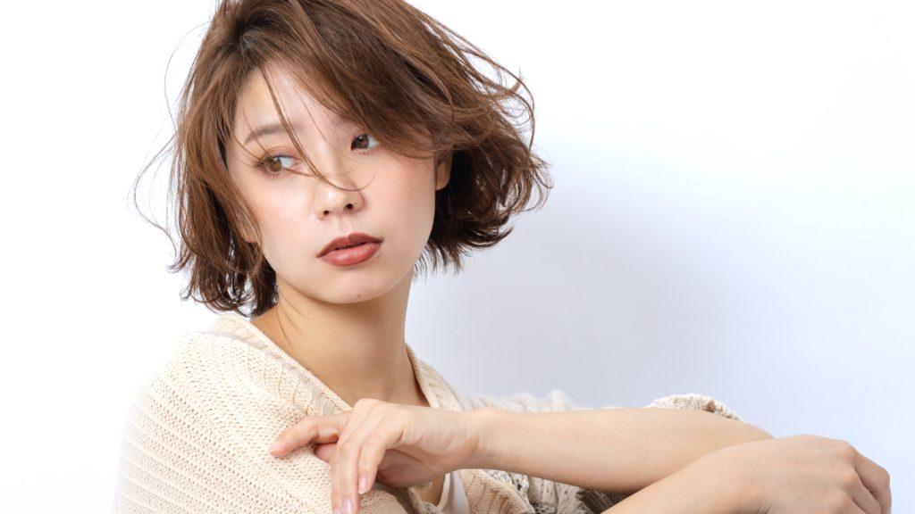 髪質改善美容室NINaのヘアメイク写真
